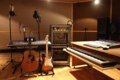Recording studio Hallround Studios