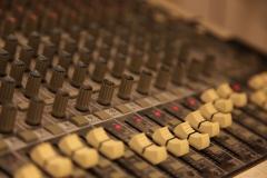 Hallround Studios apparatuur
